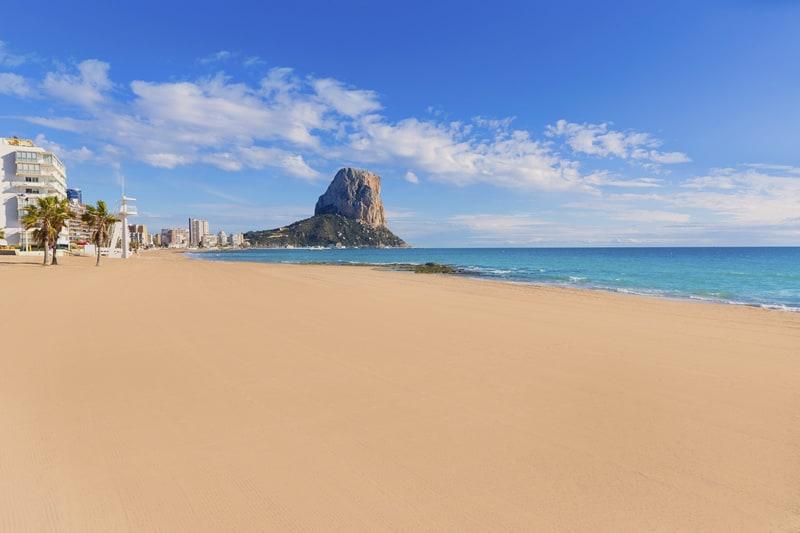 Villas For Sale In Calpe Spain